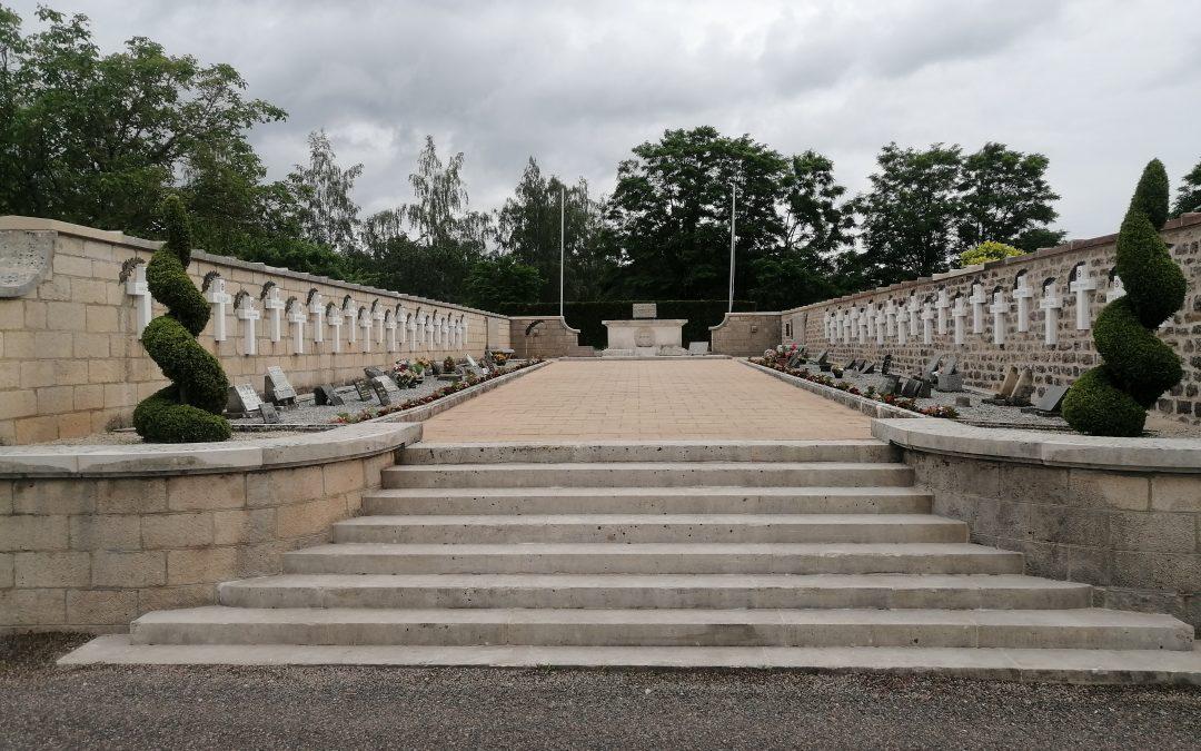Mémorial des fusillés Commune d'Etobon